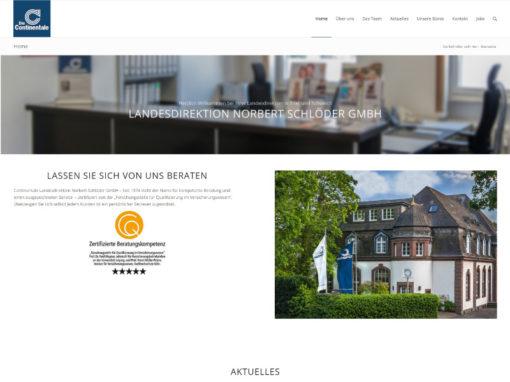 Continentale Landesdirektion Norbert Schlöder GmbH