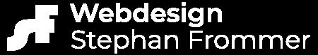 Stephan Frommer Webdesign