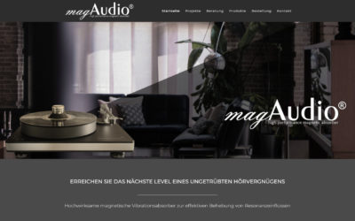magAudio